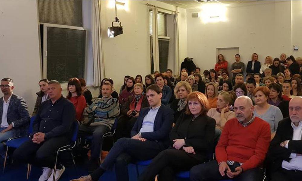"""Predstavljena knjiga Jakova Žižića u sklopu manifestacije """"Zadar čita"""""""