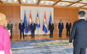 Pročitajte više o članku Predsjednik Milanović primio izaslanstvo Kluba Sinjana Zagreb